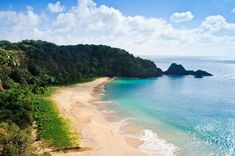 Fernando de Noronha Brazil - I could use a little of this right now!