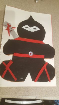 Gingerbread man ninja disguise Learning Activities, Activities For Kids, Crafts For Kids, Ninja, Turkey Disguise, Classroom Rules, Hopes And Dreams, Gingerbread Man, School Projects