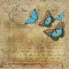 Image Result For Vintage Butterflies Background
