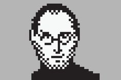 1: Steve Jobs, 2011 | Meet Susan Kare, The Pioneer Who Created The Mac's Original Icons | Co.Design: business + innovation + design