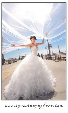 love this bride pose