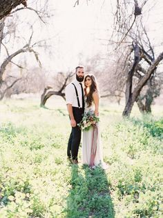 Earth and Nature Inspired Wedding Ideas | Wedding Sparrow | Ace & Whim