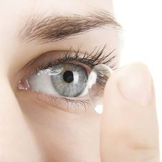 Contact lenses are miraculous pieces of plastic that allow you to see without glasses.