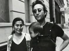 John Lennon baby carrier