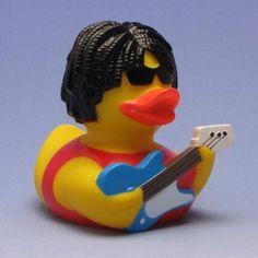 Duckshop - der Shop für Badeente und Quietscheentchen - Badeente Rocker