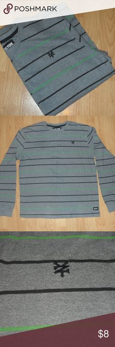 Zoo York Long Sleeve Shirt Men's Zoo York Long Sleeve Shirt  Size L Used but in like new condition. Zoo York Shirts Tees - Long Sleeve