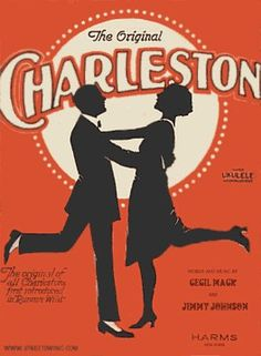 We would have an instructor come teach the Charleston to everyone!