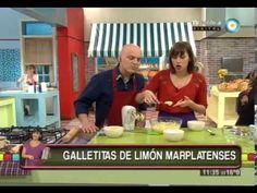 Galletitas de limón marplatenses Parte 1
