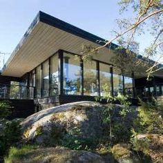 SUMMER VILLA III, Merimasku | Kesäasunnot ja saunat | Projektit | Arkkitehtitoimisto Haroma & Partners OY
