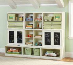 Kids Playroom Storage Furniture storage ideas for family rooms | toy storage ideas family room