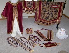Native Arabian Costume