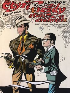 Čtyři vraždy stačí, drahoušku, 1970 Onew Jonghyun, Shinee, Sherlock, Joker, Comic Books, Retro, Movie Posters, Fictional Characters, Prague