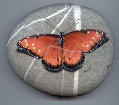 Estos animales dibujados en piedras son tan reales que te darán ganas de acariciarlos