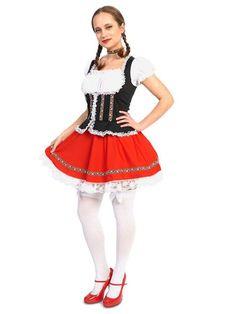 f817d146417 Beer Garden Girl Adult Costume Wholesale Halloween Costumes