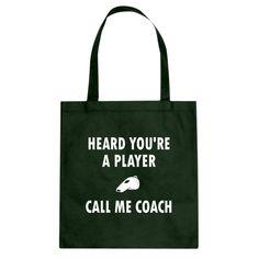 Tote Call me Coach Canvas Tote Bag