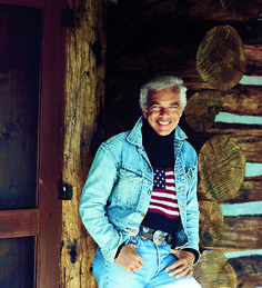 In 1988, Ralph Lauren was honored by the American Folk Art Museum with an award for pioneering excellence in American style