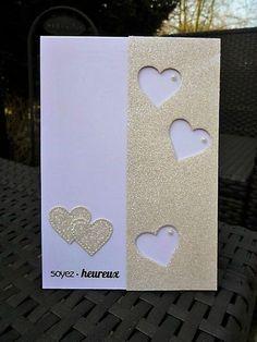 Wedding Cards – The Best Ideas Wedding Day Cards, Wedding Cards Handmade, Wedding Anniversary Cards, 50 Anniversary, Simple Birthday Cards, Valentine Day Cards, Holiday Cards, Engagement Cards, Unique Cards