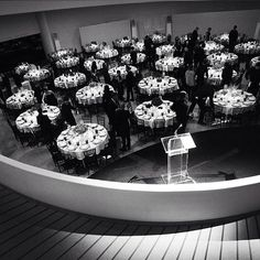 Following yesterday's pre-party, the 2014 Guggenheim International Gala is concluding tonight with the museum's annual fundraising event with the support of the house of Dior. #GIG2014