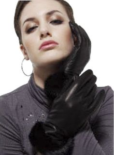 PURE LEATHER GLOVES TRIMMED WITH REAL MINK FUR AND LINED WITH MICROFIBER (LARGE, BLACK) Cashmere Pashmina Group,http://www.amazon.com/dp/B004FWFJFK/ref=cm_sw_r_pi_dp_-298sb07PSZDVRCV