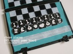 handmade by stacy vaughn: check mate!  Will need to make this to keep in my van for road trips.  :)