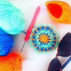 Oh hello Summer! Hello Summer, Crochet Earrings, Cherry, Create, Projects, Blue Prints, Prunus, Cherries, Tile Projects