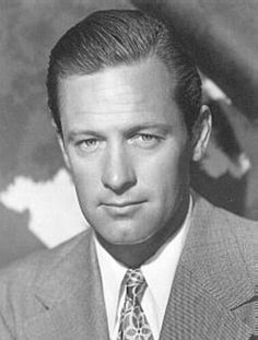 William Holden - that look! This week marks the anniversary of the death of William Holden, an actor who typified the ideal of the American male, but whose insecurities and alcoholism plagued him throughout his… Hollywood Men, Hollywood Icons, Golden Age Of Hollywood, Vintage Hollywood, Hollywood Stars, Classic Hollywood, Classic Movie Stars, Classic Movies, Iconic Movies