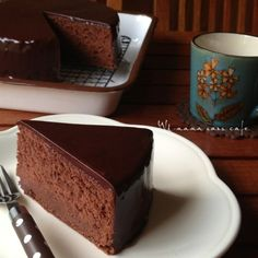Sweets Recipes, Cooking Recipes, White Chocolate Frosting, Valentines Sweets, Chocolate Heaven, Chocolate Recipes, Deserts, Food And Drink, Baking
