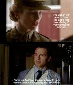 Foyle's War.Source: kitchenfoyle.tumblr.com hahah, loved this part.