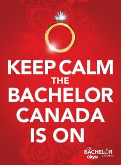 EAST COAST! A new episode of THE BACHELOR CANADA is on NOW on Citytv!