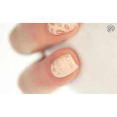 Essie Cashmere Matte.   Coffee nails.