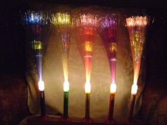 Fiber Optic Glow Wand