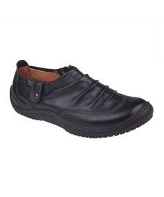 Take a look at this Black Invoke Shoe by Kalso Earth Shoes on #zulily today!