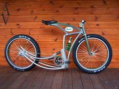 Custom Hot Rod Bicycle | Hot Rod Custom Bicycle. Im my opinion it's very cool for street biker's