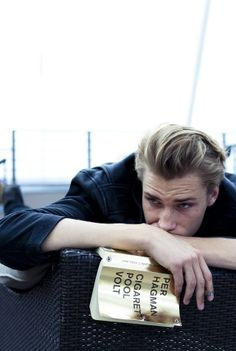 Killian (Niclas Gillis is the perfect face for him)