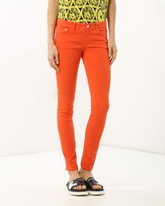 Skinny five-pocket jeans Iceberg