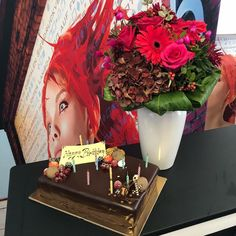 #martincolor#martincolorfrankfurt#geburtstagsparty#happybirthdaykollegin 🥂🍾 Frankfurt, Birthday Cake, Desserts, Color, Tailgate Desserts, Deserts, Birthday Cakes, Colour, Postres