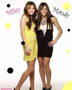 Mandy & Miley
