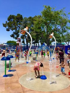 Sigler Park Splash Pad - 29 Photos & 33 Reviews - Playgrounds - 7200 Plaza St, Westminster, CA - Phone Number - Yelp