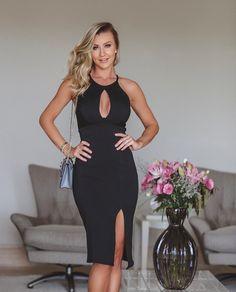 """cd68819a99 EMPÓRIO FASHION on Instagram  """"✨COLEÇÃO FESTAS✨ Recebemos vestidos curtos  belíssimos para eventos especiais.😍❤ Não deixem de conferir! . . 👉Vestido   ..."""