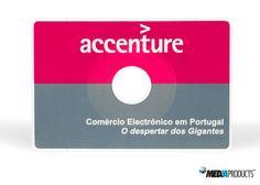CD-CARD fabricado para ACCENTURE.