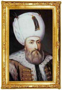 Osmanlı Padişahları Kanuni Sultan Süleyman Han