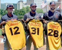 Indians 2016 ALL STARS