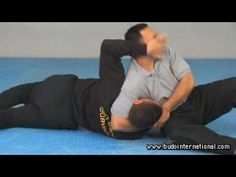 COMBAT HAPKIDO. GROUND SURVIVAL. David Rivas is the man.