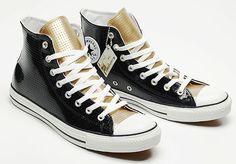 Converse & John Varvatos Collaborate On Coated Leather Kicks