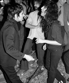 Liza Minelli & Cher at Studio 54