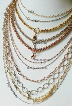 South Hill Designs Chains. To order, go to: www.southhilldesigns.com/prairieexpressions