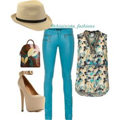 """""""my fashions"""" by jovanah-cruel on Polyvore"""