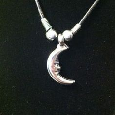 Jewelry - Moon Necklace