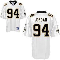 d824e10cd Saints  94 Cameron Jordan White Stitched NFL Jersey New Orleans Saints  Jersey