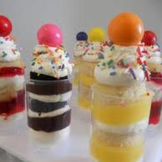 Cake Push Ups